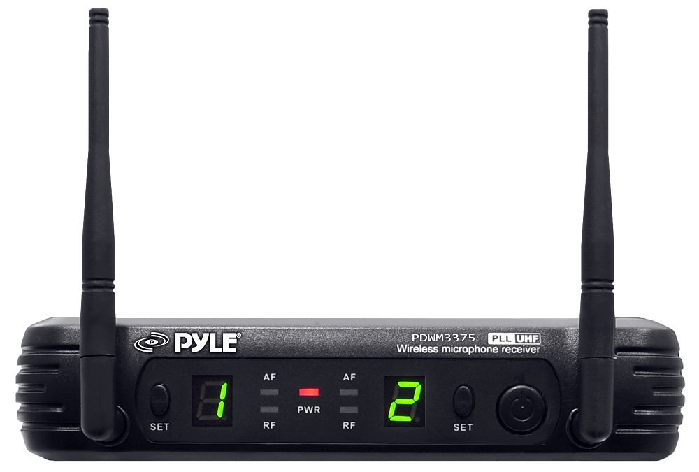 PylePro Microphone Receiver for Wireless PA System