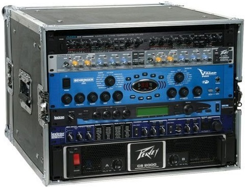Rack Effects in a Case
