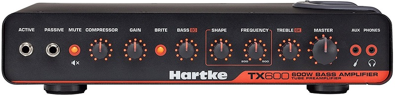 Hartke TX600 Bass Amp Head