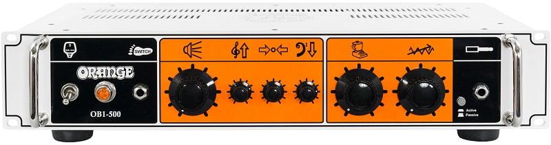 Orange OB1 500 Bass Head