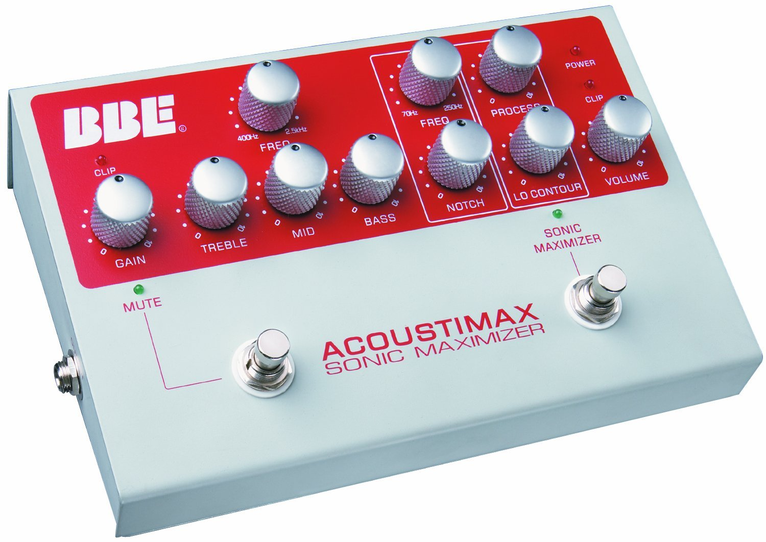 BBE Acoustimax Guitar Pedal