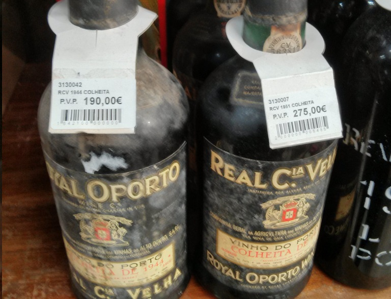 Expensive Port Wine