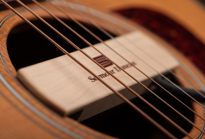 Seymour Duncan Woody Pickup for a Small Acoustic Guitar