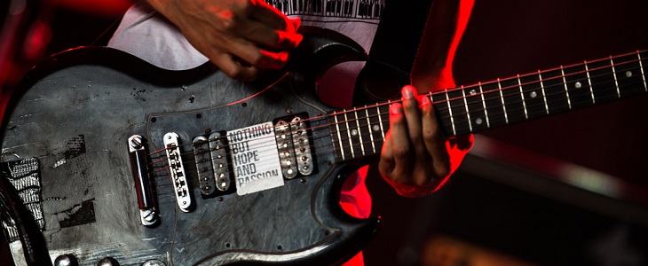 High Register Guitar Chord Progressions (banner photo)