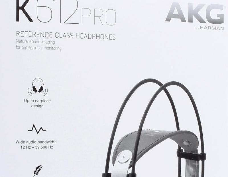AKG K612 Box