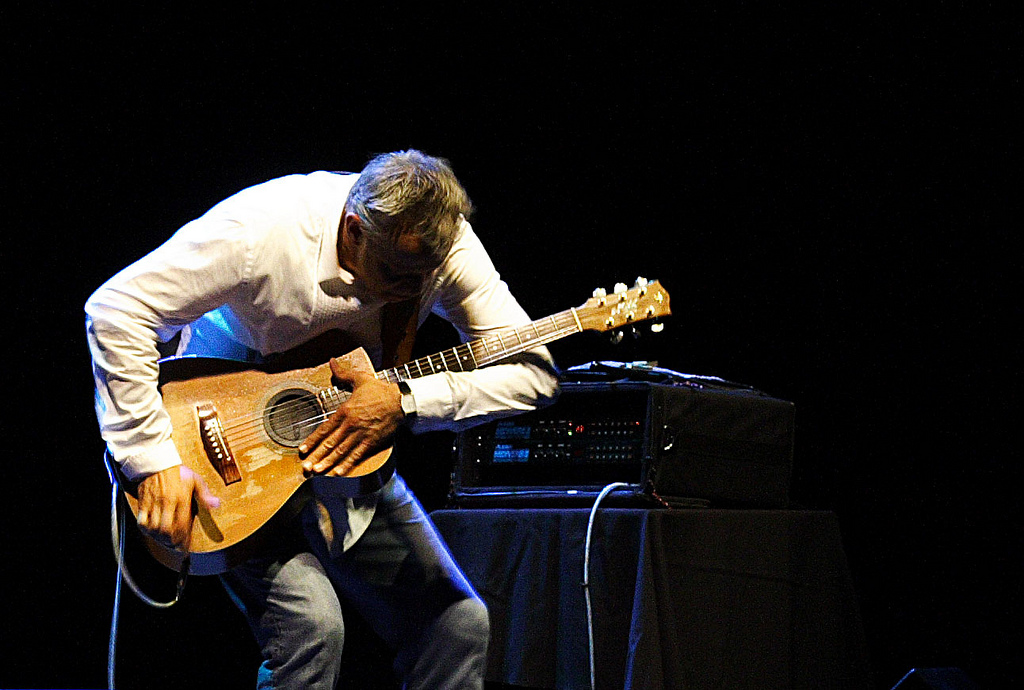 Ragtime Blues Guitar Fingerpicking Tommy Emmanuel Graphic