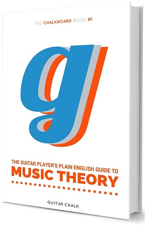 The Plain English Guide to Music Theory for Guitar Players