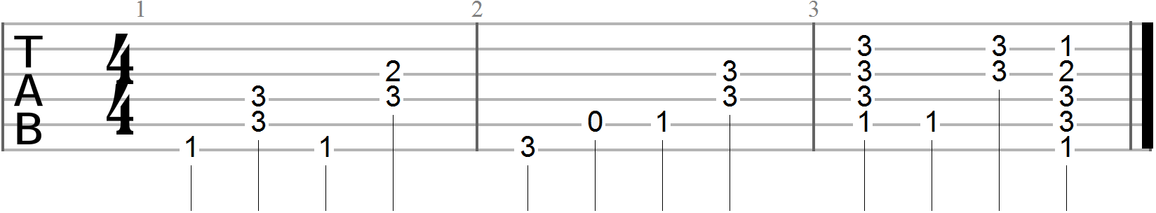 Chord Progressions Example_1
