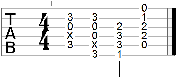 Chord Progressions Example_13