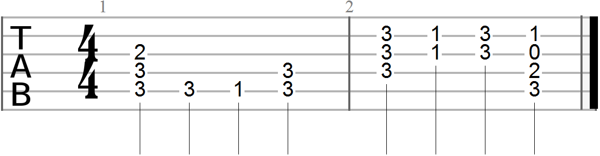 Chord Progressions Example_2