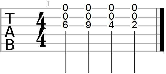 Chord Progressions Example_3