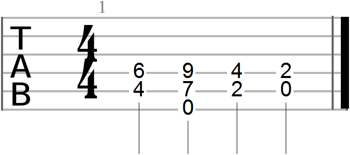 Chord Progressions Example_4
