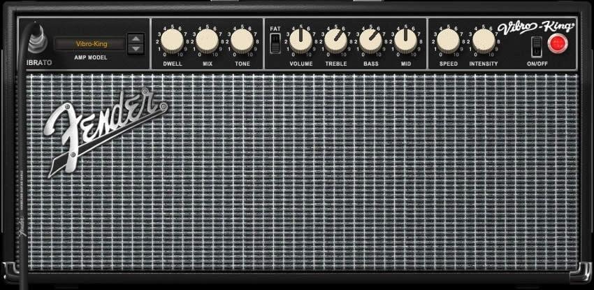 Fender Vibro-King Amp Settings