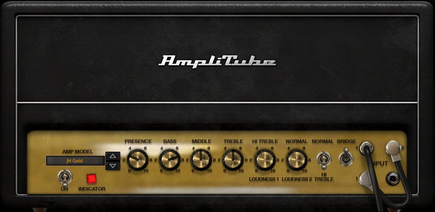 Jimi Hendrix Amp Settings (digital example)