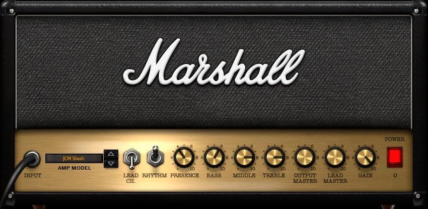 Kurt Cobain Amp Settings (JCM Slash Signature Model)