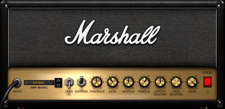 Kurt Cobain Amp Settings (Marshall Example)
