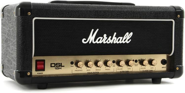 Marshall DSL Series 15H Tube Amp