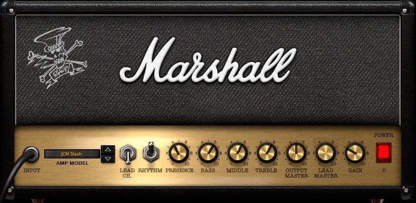 slash amp settings dirty and clean tone guitar chalk. Black Bedroom Furniture Sets. Home Design Ideas