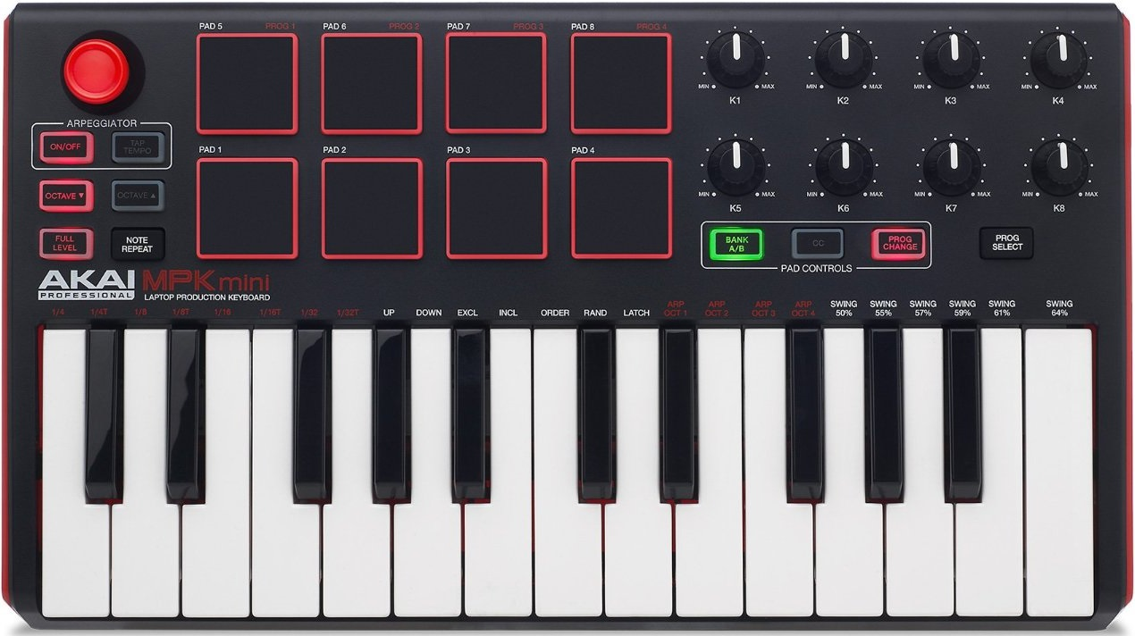 5 Best Keyboards For Music Production And Daw Compliance