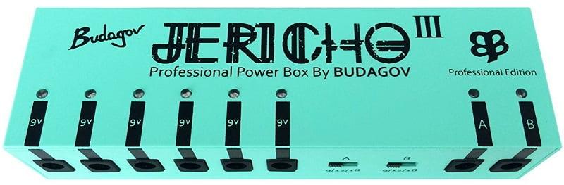 Bugadov Power Supply