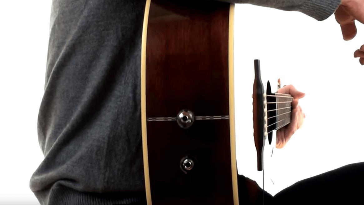 Epiphone Acoustic Guitar Inputs