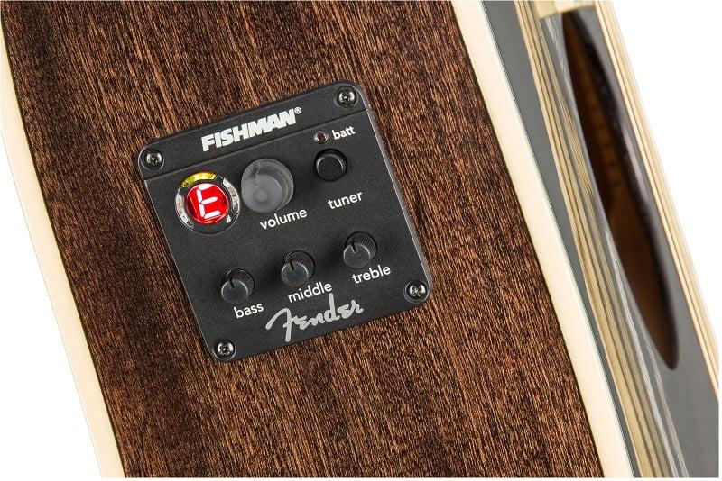 Fender T-Bucket CE Fishman Preamp