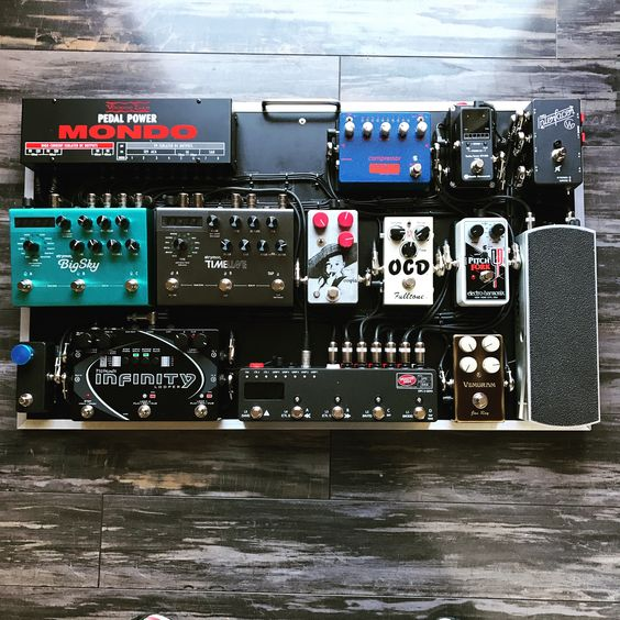 25 pedalboard setup ideas and inspiration guitar chalk