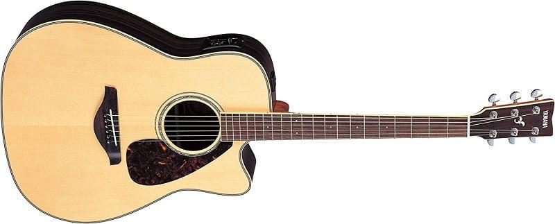 Yamaha Beginner Acoustic Guitar