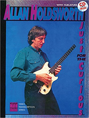 Allan Holdsworth Guitar Book