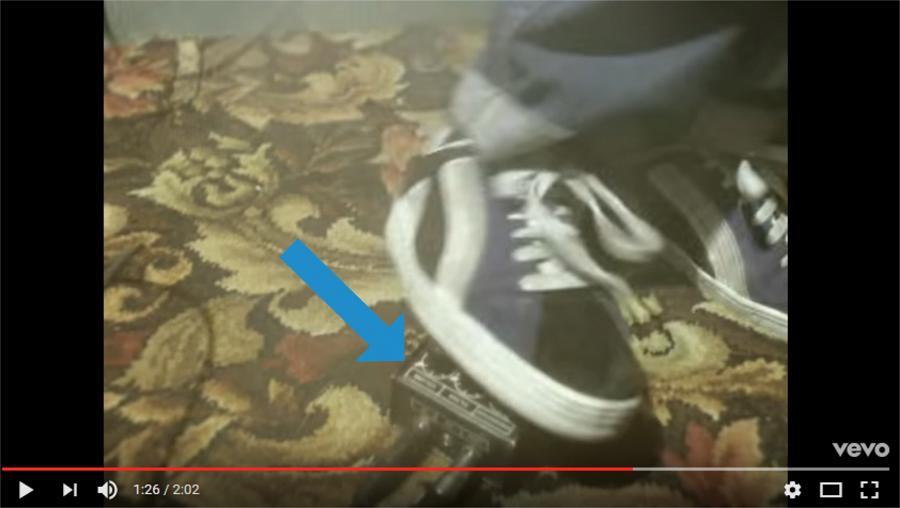 Blur Song 2 Video Screen Grab