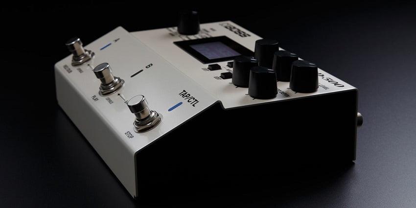 Boss DD-500 Digital Delay MIDI Compatible Guitar Pedal