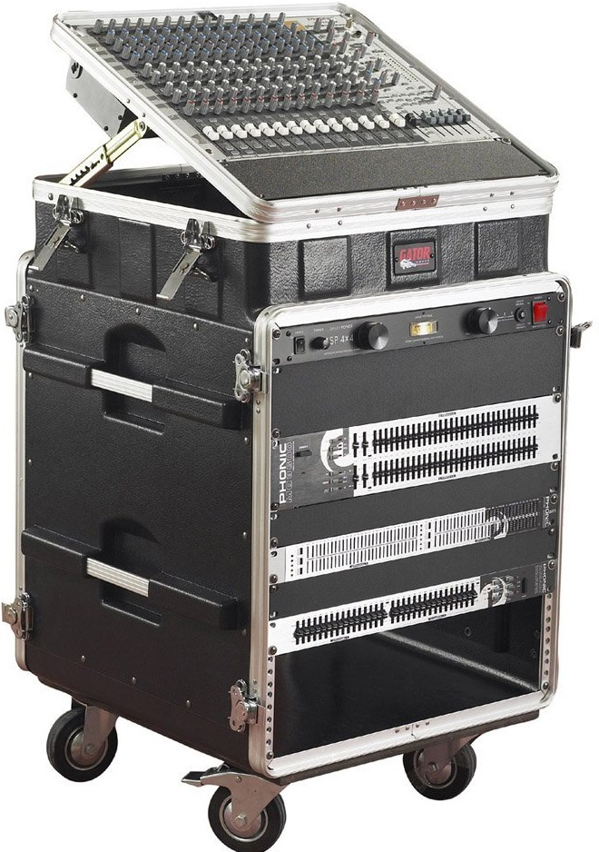 Gator GRC-10X12 PU Rack