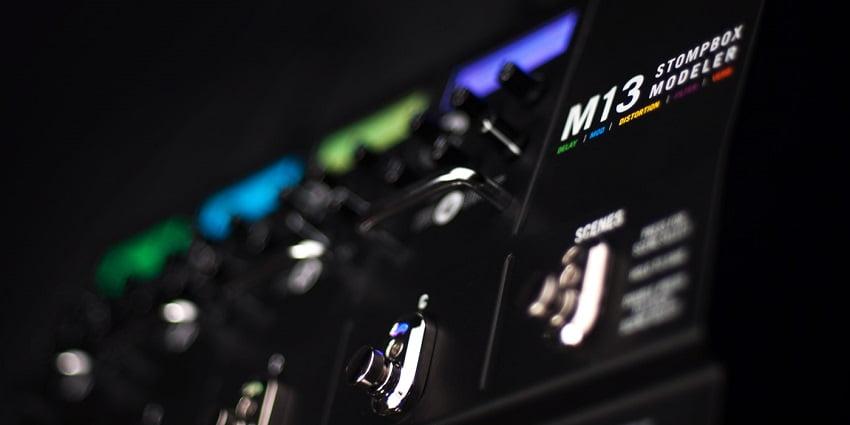 Line 6 M9 MIDI Compatible Multi Effects Pedal