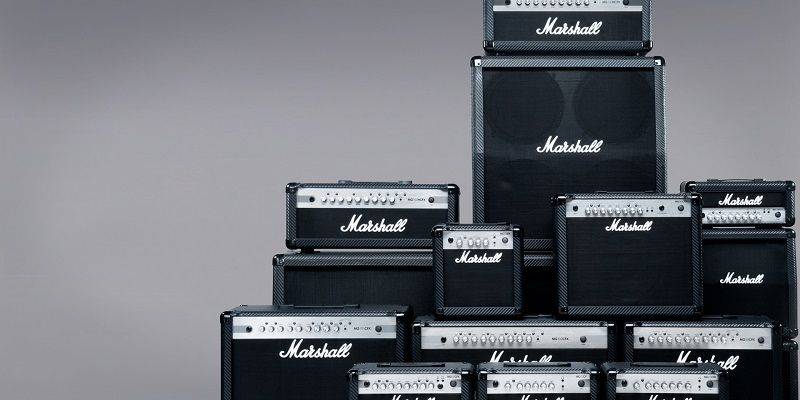 Marshall MG Series Solid State Amplifiers
