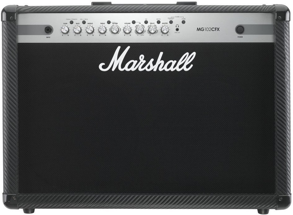 Marshall MG102CFX Series Solid State Amplifier