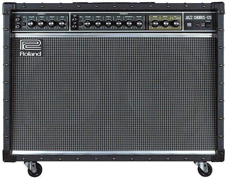 Roland JC-120 Jazz Chorus Solid State Amp