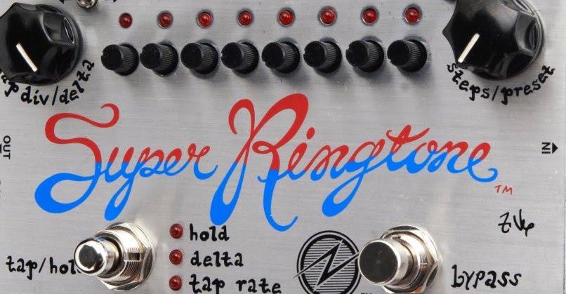 ZVEX Super Ringtone MIDI Controller Pedal