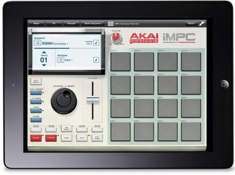 Akai Drum Machine App