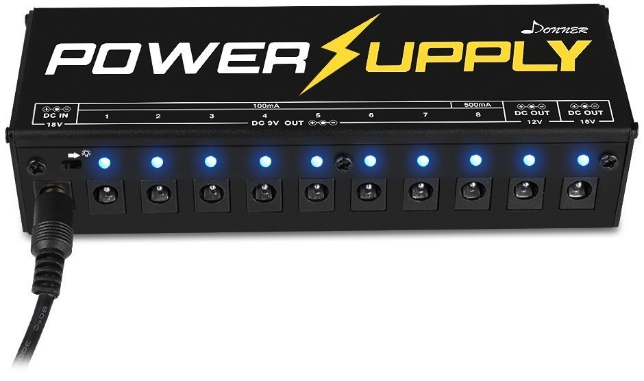 Donner DP-1 Pedalboard Power Supply