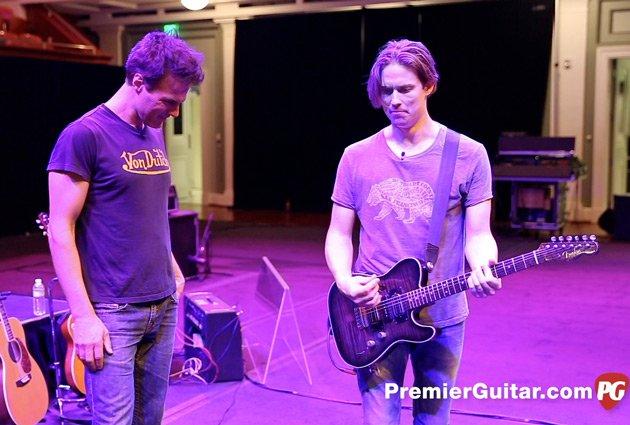 Jonny Lang Premier Guitar Rig Rundown