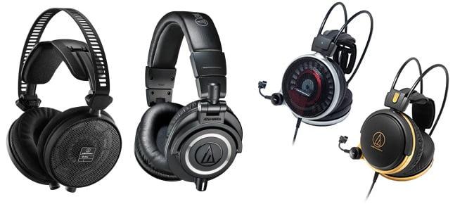 Open Back Headphones Example