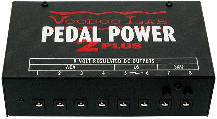 Voodoo Lab Pedal Power 2 Guitar Power Supply