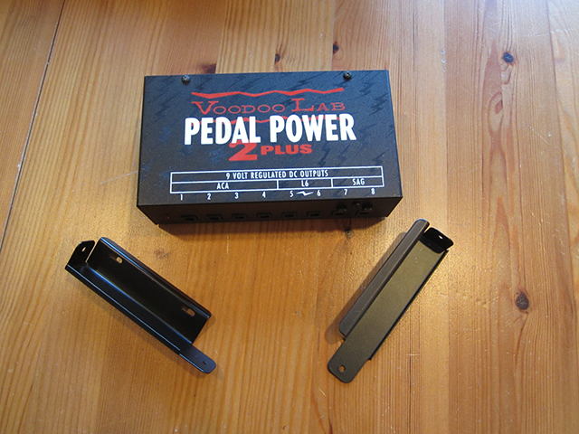 Voodoo Lab Pedal Power Supply Mounting Kit