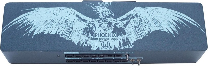 Walrus Audio Phoenix 15 Clean Isolated Pedalboard Power Supply