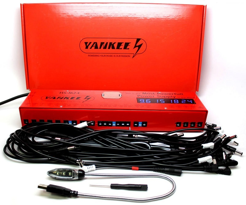 Yankee Power Supply Cables and Lighting (2)