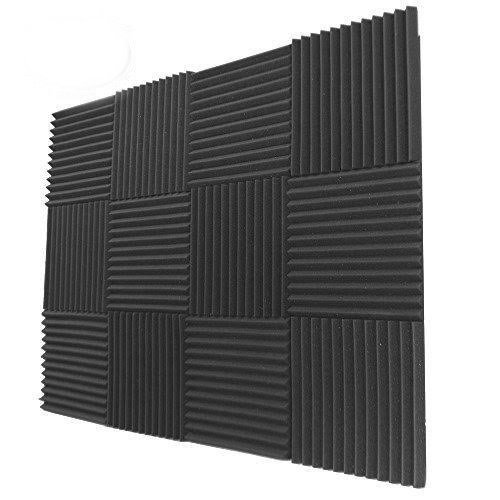 12 Pack of Acoustic Panel Wedges