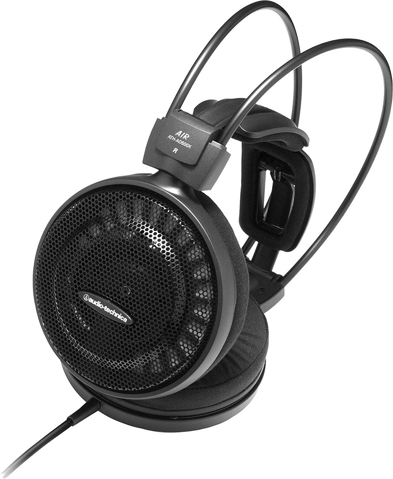 Audio Technica Open Back Headphones