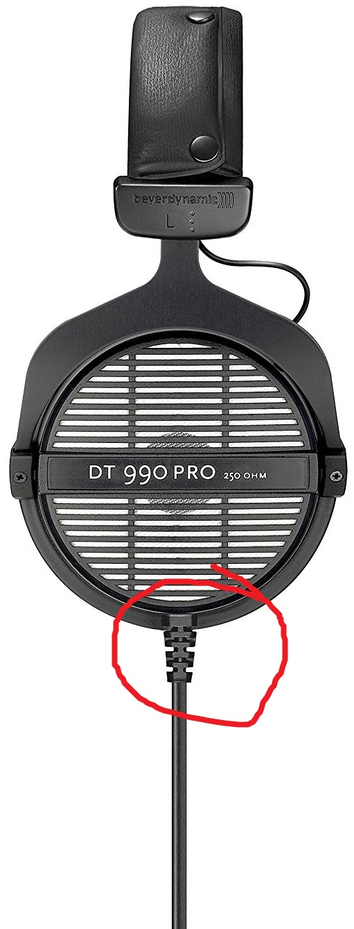 Beyerdynamic DT 990 Pro Open Back Headphone Set