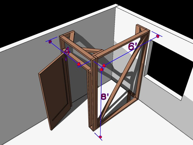 Vocal Recording Booth Dimensions