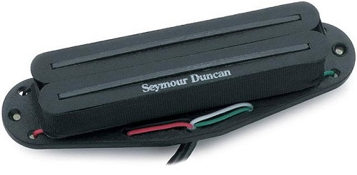 Seymour Duncan Hot Rails Strat Pickup - Neck Position